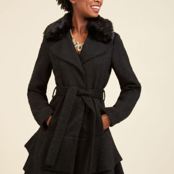 Boast Your Toastiness Coat | Mod Retro Vintage Coats | ModCloth.com
