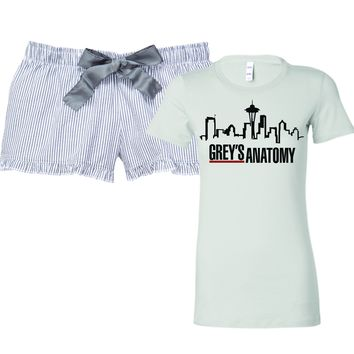 Grey's Anatomy Women's Pajamas