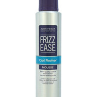 Frizz Ease Curl Reviver Styling Mousse Mousse John Frieda