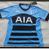 Tottenham Hotspurs Away Shirt 2015/16