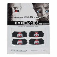 Ohio State University Athletic O Logo Eye Black - Everything Buckeyes - OSU Fan Shop