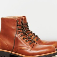 AEO Men's Rugged Lace-up Boot (Tan)