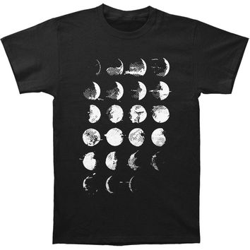 Converge Men's  Moon Phase (Black) T-shirt Black