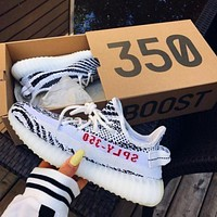 DIDAS Yeezy Boost 350 V2 Fashion Women Men Comfortable Running Sneakers Sport Shoes