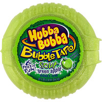 River Island Womens Hubba Bubba sour green apple bubble gum