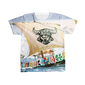 Viking Ship - T-Shirt