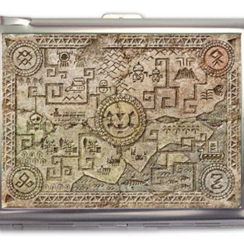 Classic The Legend Of Zelda Cigarette Case Lighter Wallet Business Card Holder