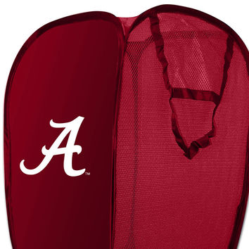 NCAA Alabama Crimson Tide Pop-Up Hamper Storage Basket