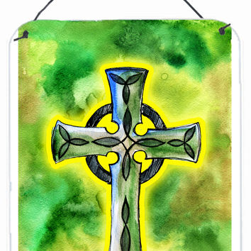 Irish Celtic Cross Wall or Door Hanging Prints BB5764DS1216