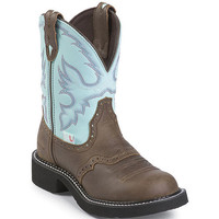 L9915 Women's Gypsy Western Justin Boots from Bootbay, Internet's Best Selection of Work, Outdoor, Western Boots and Shoes.