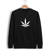 Black Printed Sweatshirt for Men - Multiple Graphics