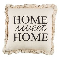 Home Sweet Home Burlap Pillow | Shop Hobby Lobby