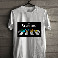 Starters Pokemon 2 Kendick For Man And Woman Shirt / Tshirt / Custom Shirt