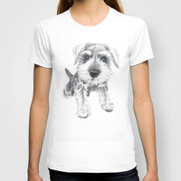 Schnozz T-shirt by Beth Thompson | Society6