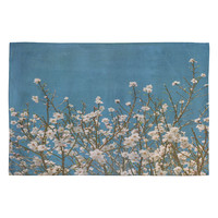 Lisa Argyropoulos Reaching For Spring Woven Rug