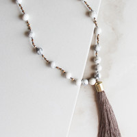 Crater Lake Necklace