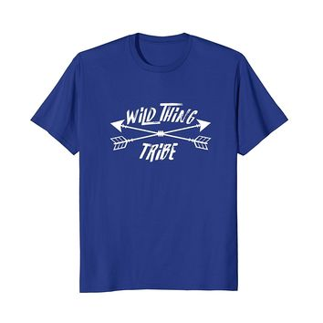 Wild Thing Tribe Shirt- Cute Tribal Arrows Gift