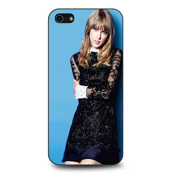 taylor swift cover blue iPhone 5 | 5S Case