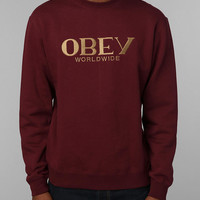 Urban Outfitters - OBEY Milan Pullover Sweatshirt