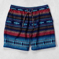 CPO Blanket Stripe Pull-On Short