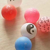 Pong Ball Set - Urban Outfitters