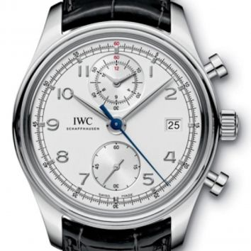 IWC - Portuguese Chronograph Classic - Stainless Steel