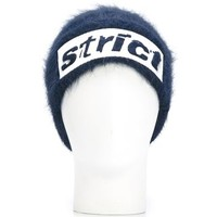 Alexander Wang Strict Embroidered Beanie - Cose - Farfetch.com