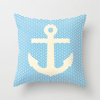 Ankr Throw Pillow by Fimbis | Society6