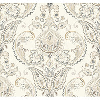 York Wallcoverings ND7079 Candice Olson Inspired Elements Tasara Wallpaper