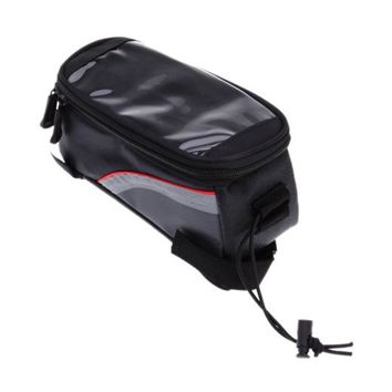 Good deal Roswheel Borsa Touch screen bike cycling Polycarbonate bag front by bicycle bag bag in cellular smartphone 4.2 inch