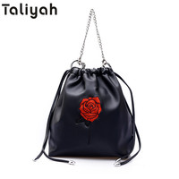 Taliyah Luxury Handbags Women Bags Designer Crossbody Bags For Women  Messenger Bags Vintage Small Shoulder Summer Bucket Bag