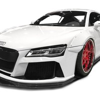2008-2015 Audi R8 AF Signature Series Wide Body Kit ( GFK ) - 14 Piece