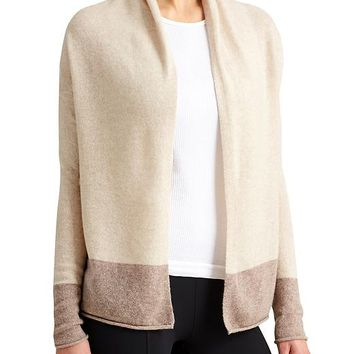 Athleta Womens Cashmere Cocoon Sweater