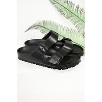 Arizona EVA Birkenstocks | Black | Narrow