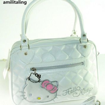 New Hello kitty Shoulder bag Hand Bag Purse With Shoulder Strap YE-898W