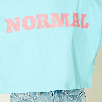 Normal Graphic Tee