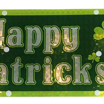 Window Decoration - Happy St. Patrick's Day