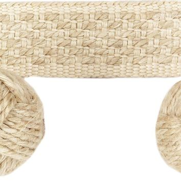 Kravet Couture Trim T30637.1 Monkey Fist Salt