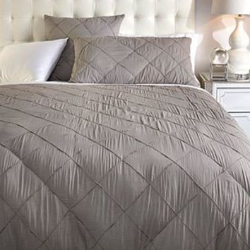 Elliott Bedding - Grey | The Bed + Bath Event | Collections | Z Gallerie