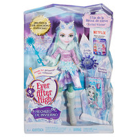 Ever After High Epic Winter Doll - Crystal Winter