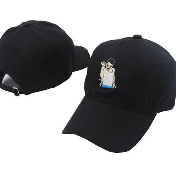 cc kuyou Swag Chef Embroidered Dad Cap