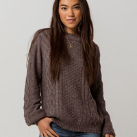 VOLCOM Hellooo Womens Sweater