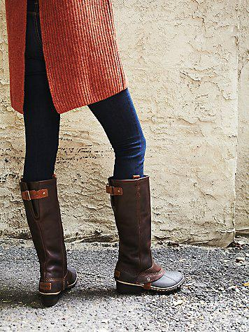 Sorel Womens Slimpack Riding Tall Boot from Free People 0d8379d84