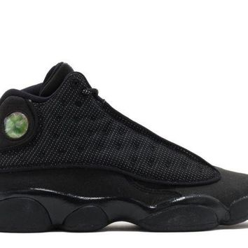DCCK AIR JORDAN 13 RETRO 'BLACK CAT'