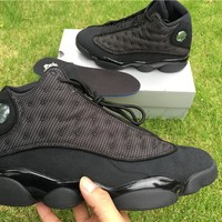 Air Jordan 13 Retro AJ13 Black Cat 414571-001 US 5.5-13