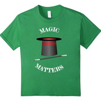 MAGIC MATTERS FUN MAGICIAN SHIRT