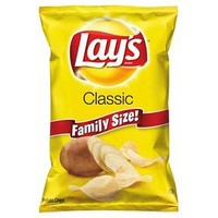 Lay's Classic Potato Chips 10 oz : Target