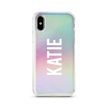 Holographic iPhone Case Cover - Custom