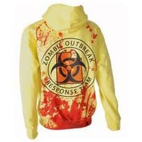 zombie response team hoodie - Google Search