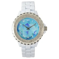 Blue Lotus flower and meaning Watch